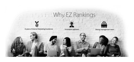 EZ Rankings Listed as BEST SEO Company by TopSEORankers