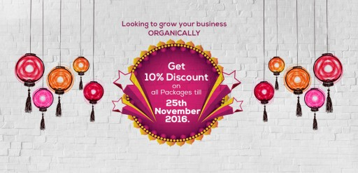 EZ Rankings Offers Flat 10% Discount on All Digital Marketing Services for Thanksgiving