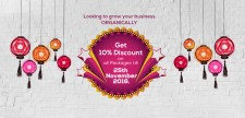 Discount on Digital Marketing Services